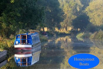 Honeystreet Boats Canal Boat Holidays in Wiltshire