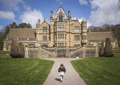 Tyntesfield House Bristol