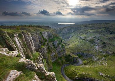 Cheddar Gorge and Caves Bristol